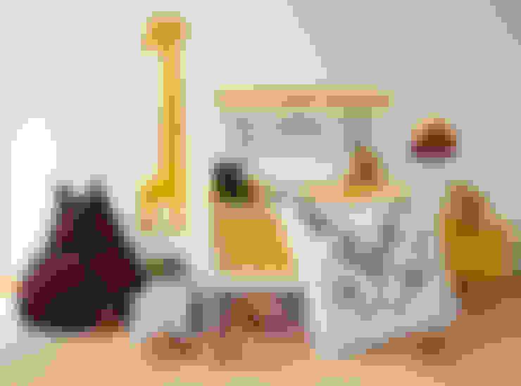 Mooie meisjeskamers van Roommate:  Kinderkamer door Felientje