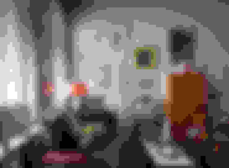 Sala de estar  por Gisbert Pöppler Architektur Interieur