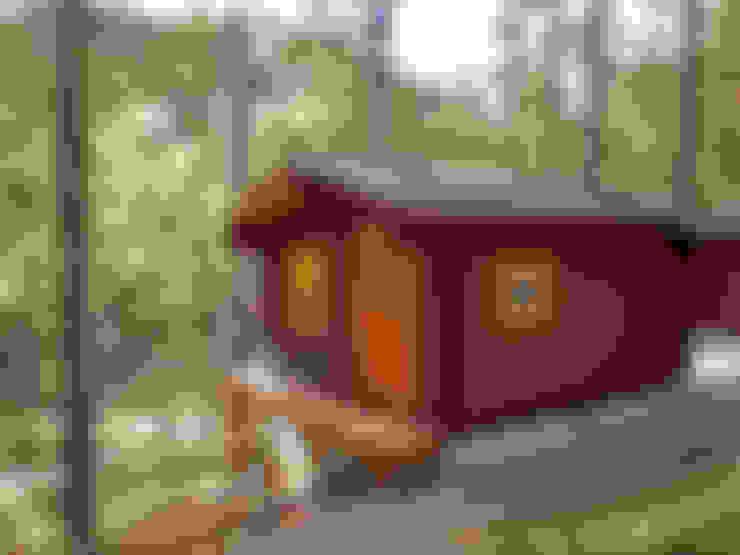 Casas de estilo  por Cottage Style / コテージスタイル