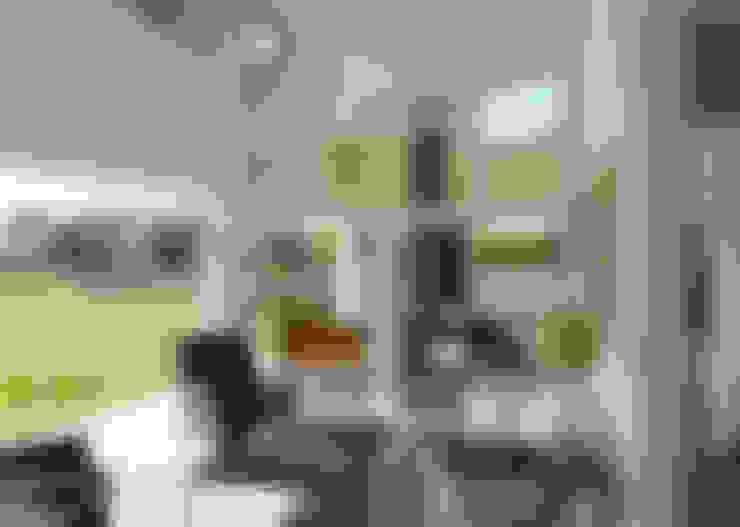 CASA N23: Livings de estilo  por MZM | Maletti Zanel Maletti arquitectos