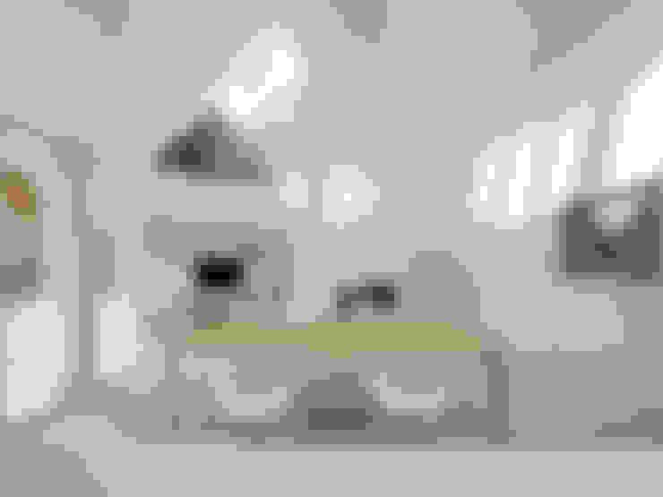 Comedores de estilo  por Möhring Architekten