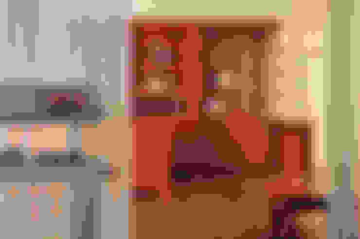 de Krabbedans:  Winkelruimten door Tom Frencken