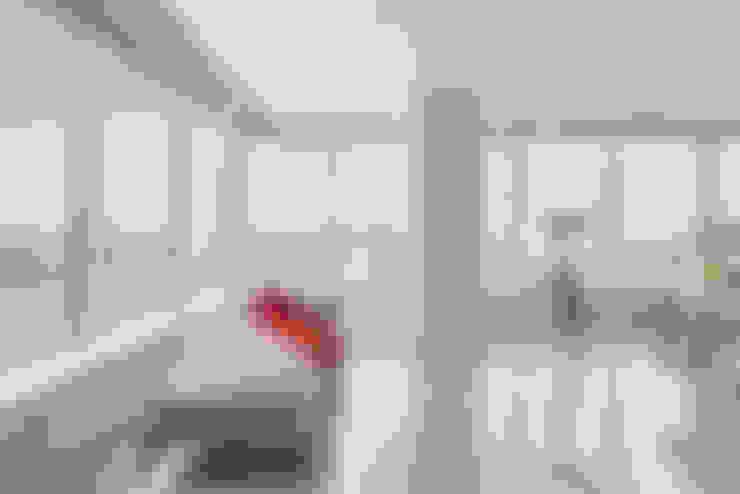 غرفة المعيشة تنفيذ Porcel-Thin