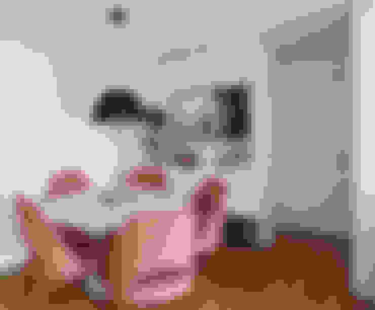 Wohnzimmer von Casa 2 Arquitetos