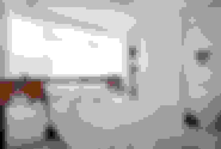 غرفة نوم تنفيذ Estúdio Barino   Interiores