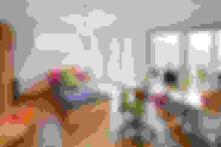 FingerHaus GmbH - Bauunternehmen in Frankenberg (Eder):  tarz Erkek çocuk yatak odası