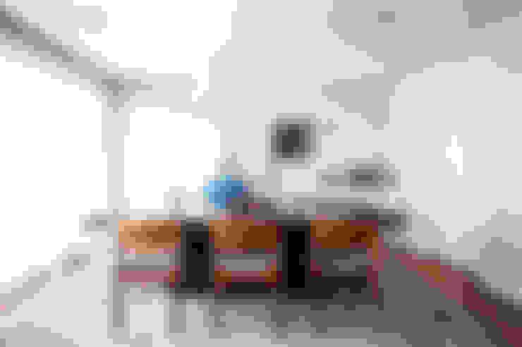 Sala de Jantar : Salas de jantar  por Casa 2 Arquitetos