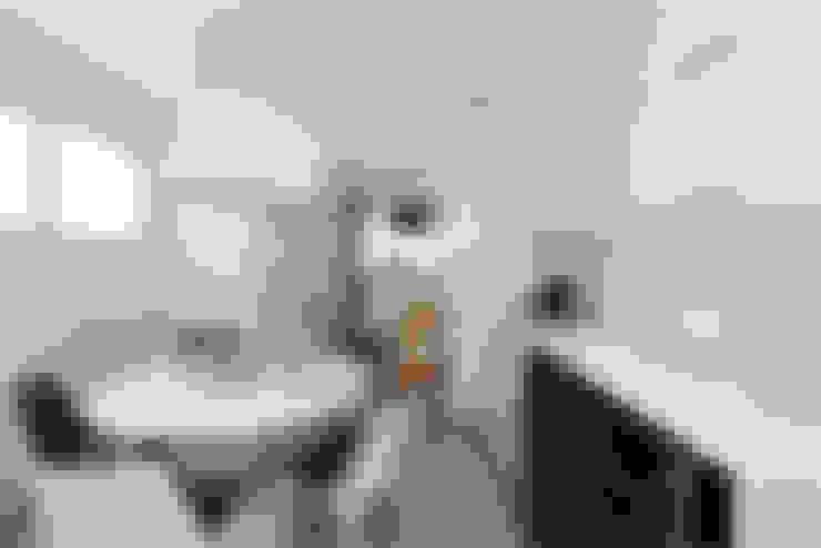 Copa: Salas de estar  por Casa 2 Arquitetos