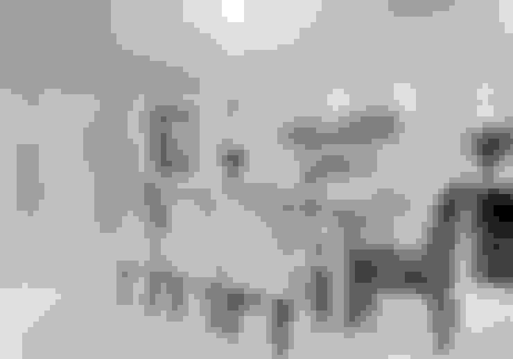 Sala de Jantar: Salas de jantar  por Milla Holtz Arquitetura
