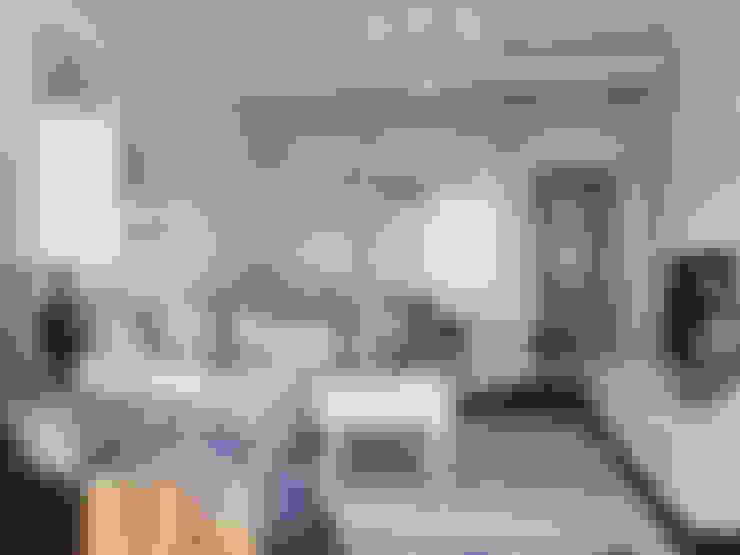 Однокомнатная квартира: Гостиная в . Автор – Оксана Мухина