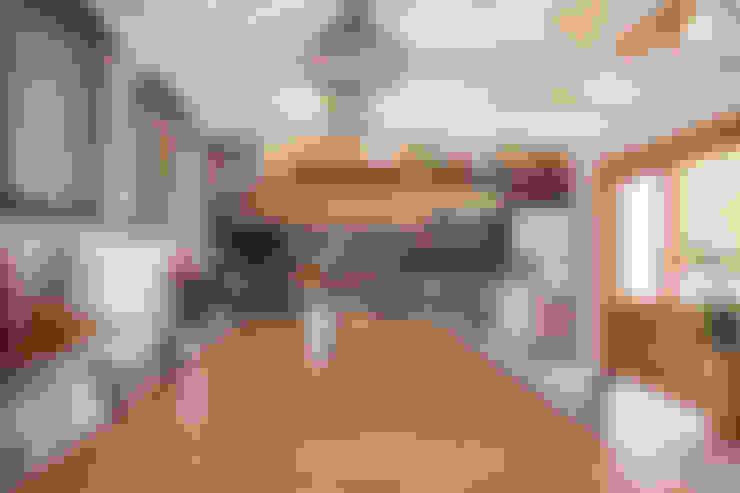 Espaço Gourmet: Cozinha  por Biarari e Rodrigues Arquitetura e Interiores