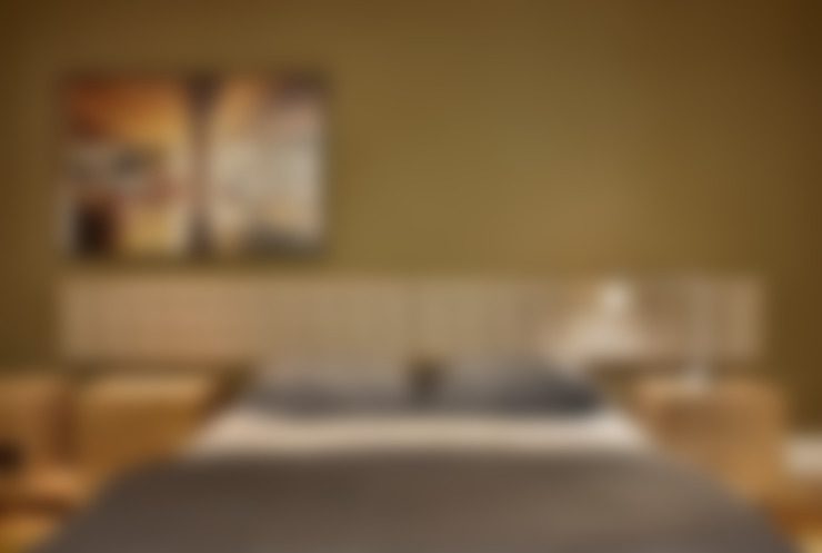 Apartamento Lolita - Belvedere: Quarto  por lena pinheiro - interior design