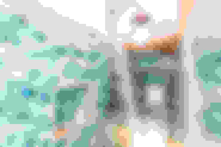 Salle de bain de style  par Kenny&Mason