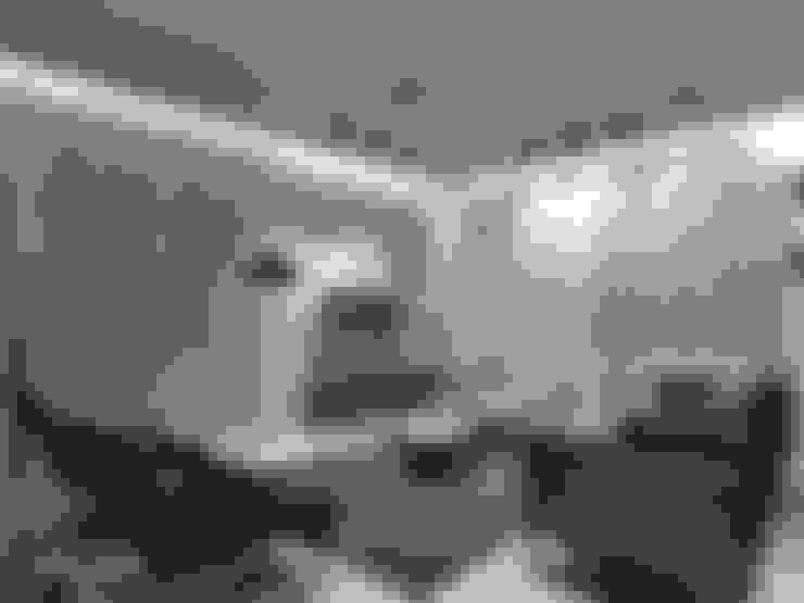 Stealth Flat: Гостиная в . Автор – iPozdnyakov studio