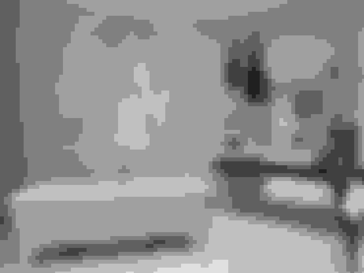 Stealth Flat: Ванные комнаты в . Автор – iPozdnyakov studio