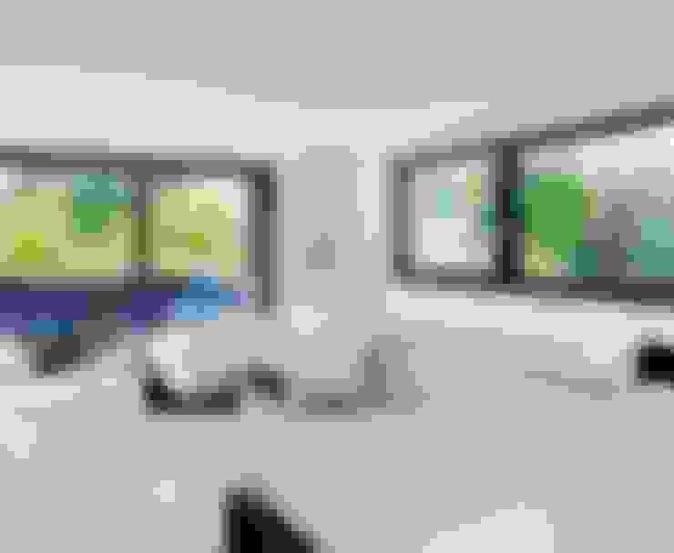 Gritzmann Architekten:  tarz Yatak Odası
