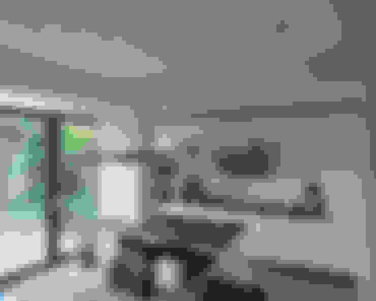 Uitbouw Zwolle:  Keuken door De Ontwerpdivisie