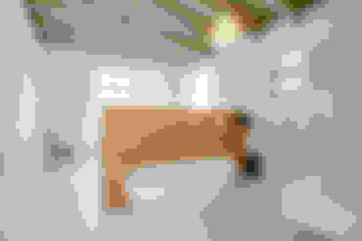 Banheiros  por op ten noort blijdenstein architecten