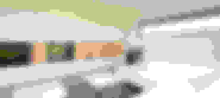 Building Design Architectuur:  tarz Oturma Odası