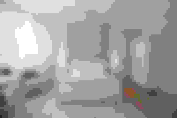 غرفة نوم تنفيذ Студия интерьера 'SENSE'