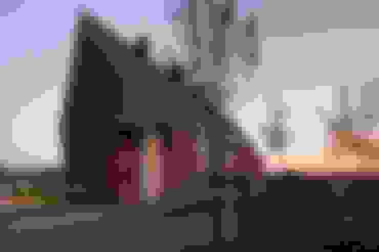 منازل تنفيذ Jan de Wit architect
