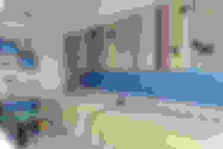 APARTAMENTO 300m2 - CASA FORTE- RECIFE-PE: Quarto infantil  por ROMERO DUARTE & ARQUITETOS