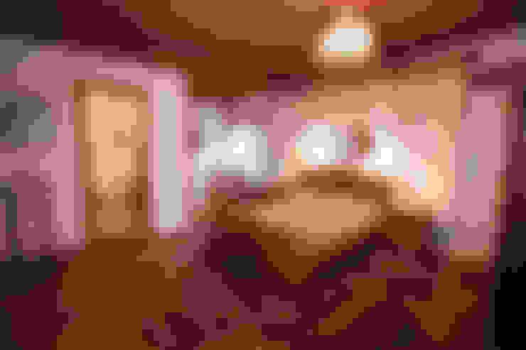 Hoyran Wedre Country Houses – Balayı Evi:  tarz Yatak Odası