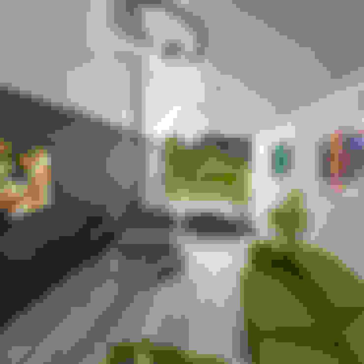 غرفة المعيشة تنفيذ NewNest