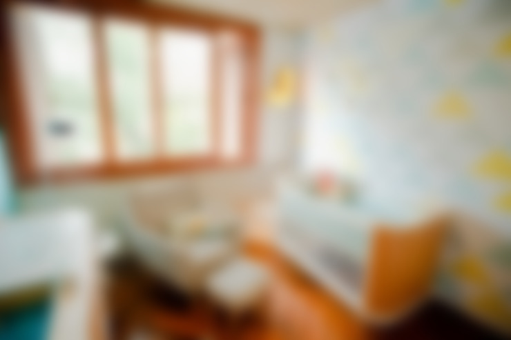 غرفة الاطفال تنفيذ Uaua Baby