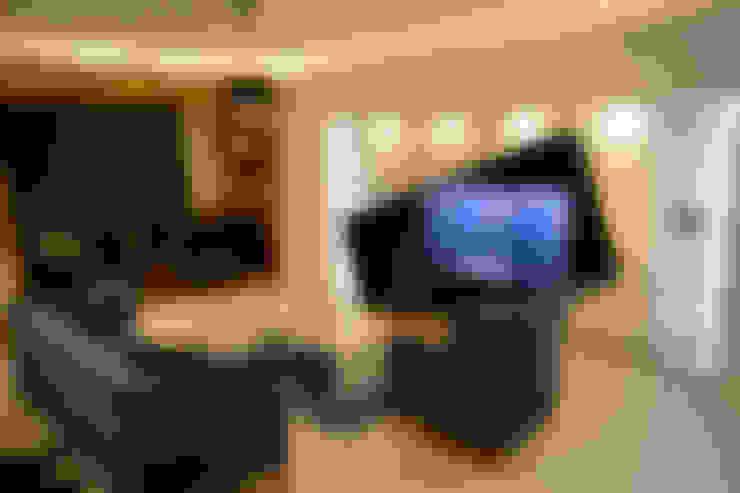 ROAS Mimarlık – Perspektif - Salon:  tarz Oturma Odası