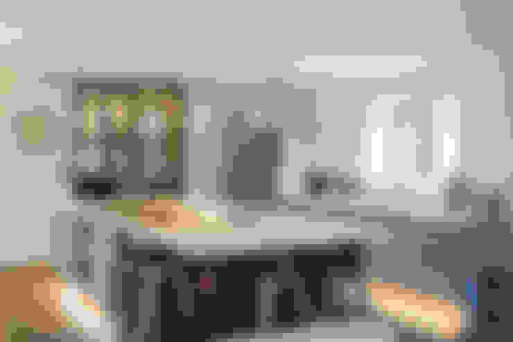 مطبخ تنفيذ Nice Brew Interior Design