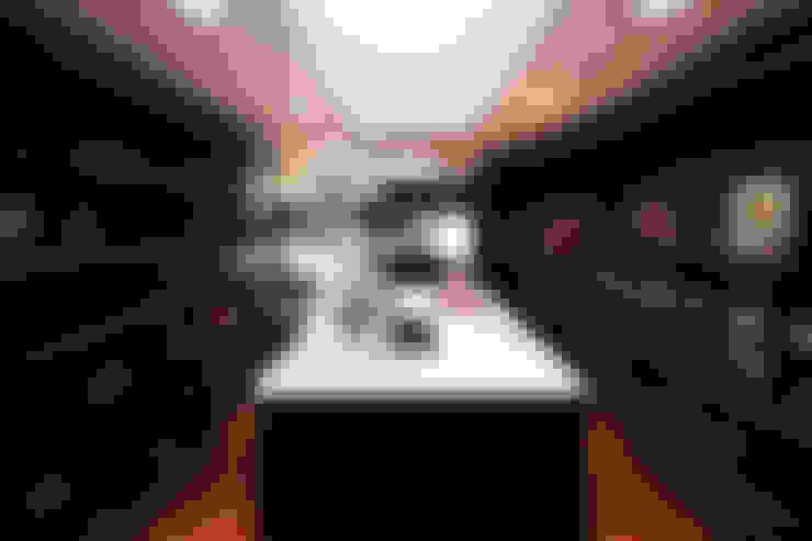 Closets de estilo  por grupoarquitectura
