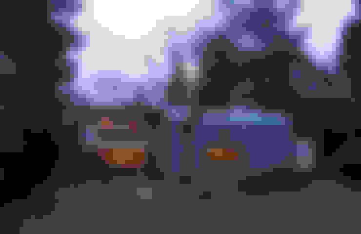 Achtergevel:  Huizen door Thijssen Verheijden Architecture & Management