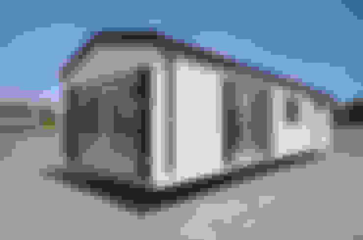 Prefabricated home by Letniskowo.pl Sp. z o.o. Sp.k.