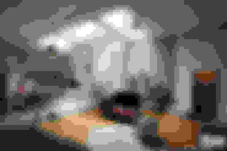 Гостиная в . Автор – tbia - Thomas Bieber InnenArchitekten