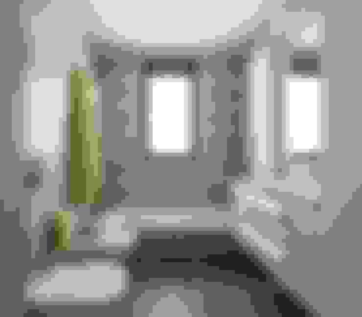 حمام تنفيذ LLIBERÓS SALVADOR Arquitectos