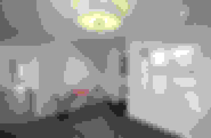 Dormitorios infantiles de estilo  por OUA 오유에이