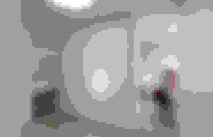 Phòng thay đồ by Dominic Schmid Architektur