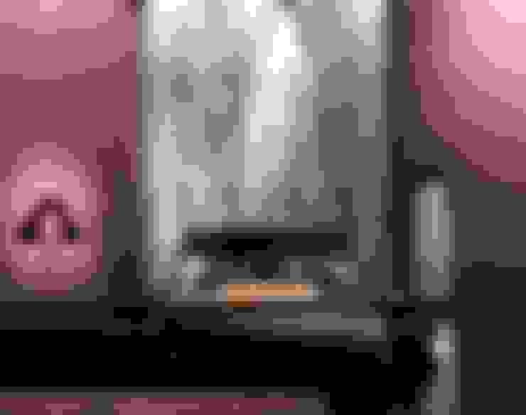Pastel İç Mimarlık의  벽 & 바닥