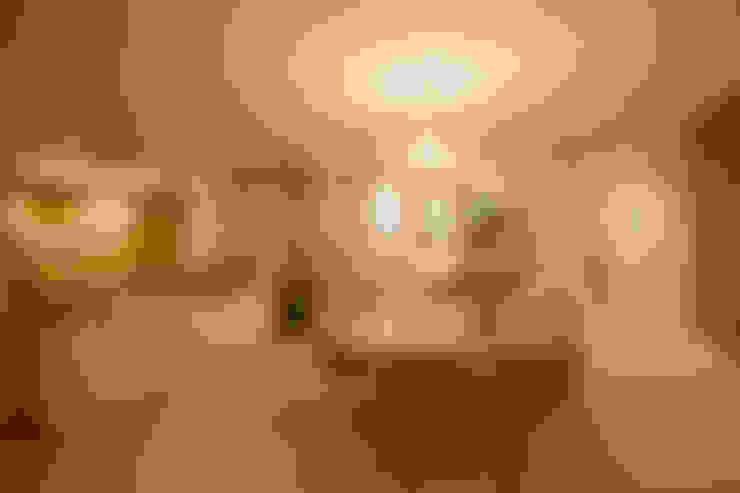 Salas de estilo  por Passo3 Arquitetura