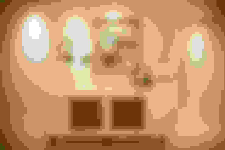 Salas de estar  por Passo3 Arquitetura