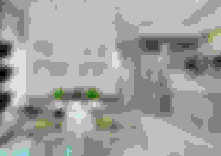 Projekty,  Kuchnia zaprojektowane przez Sweet Hoome Interiors