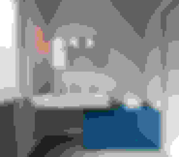 Projekty,  Łazienka zaprojektowane przez ristrutturami