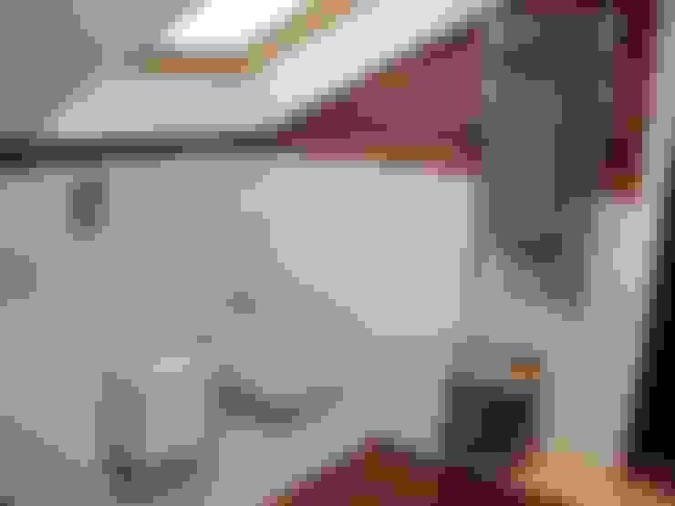 DE DIEGO ZUAZO ARQUITECTOS의  욕실