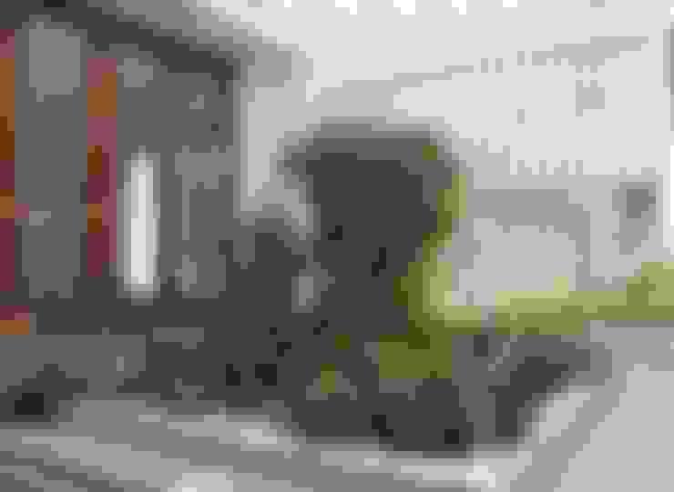Jardines de estilo  por Muraliarchitects