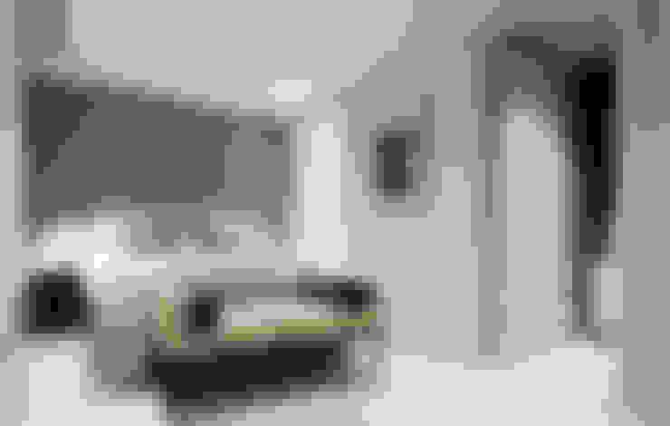 Schlafzimmer von The Manser Practice Architects + Designers