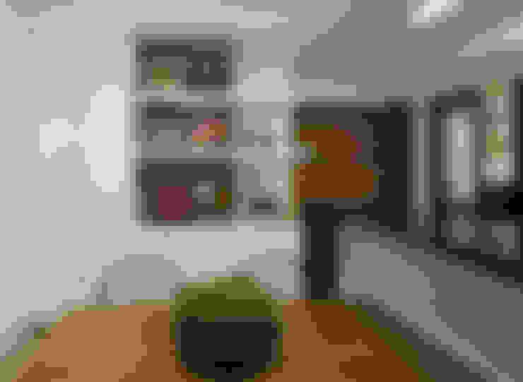 مطبخ تنفيذ Cria Arquitetura