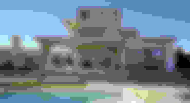 Casas de estilo  por Chiarri arquitectura