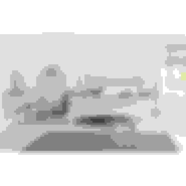 Dormitorios de estilo  por Bonsoni.com