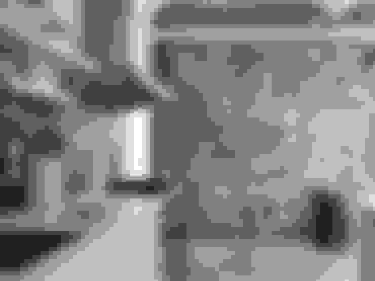 Paredes y pisos de estilo  por DeColor